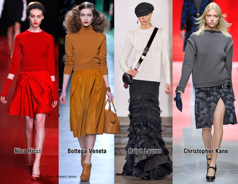 FW13-trend-skirts-sweaters