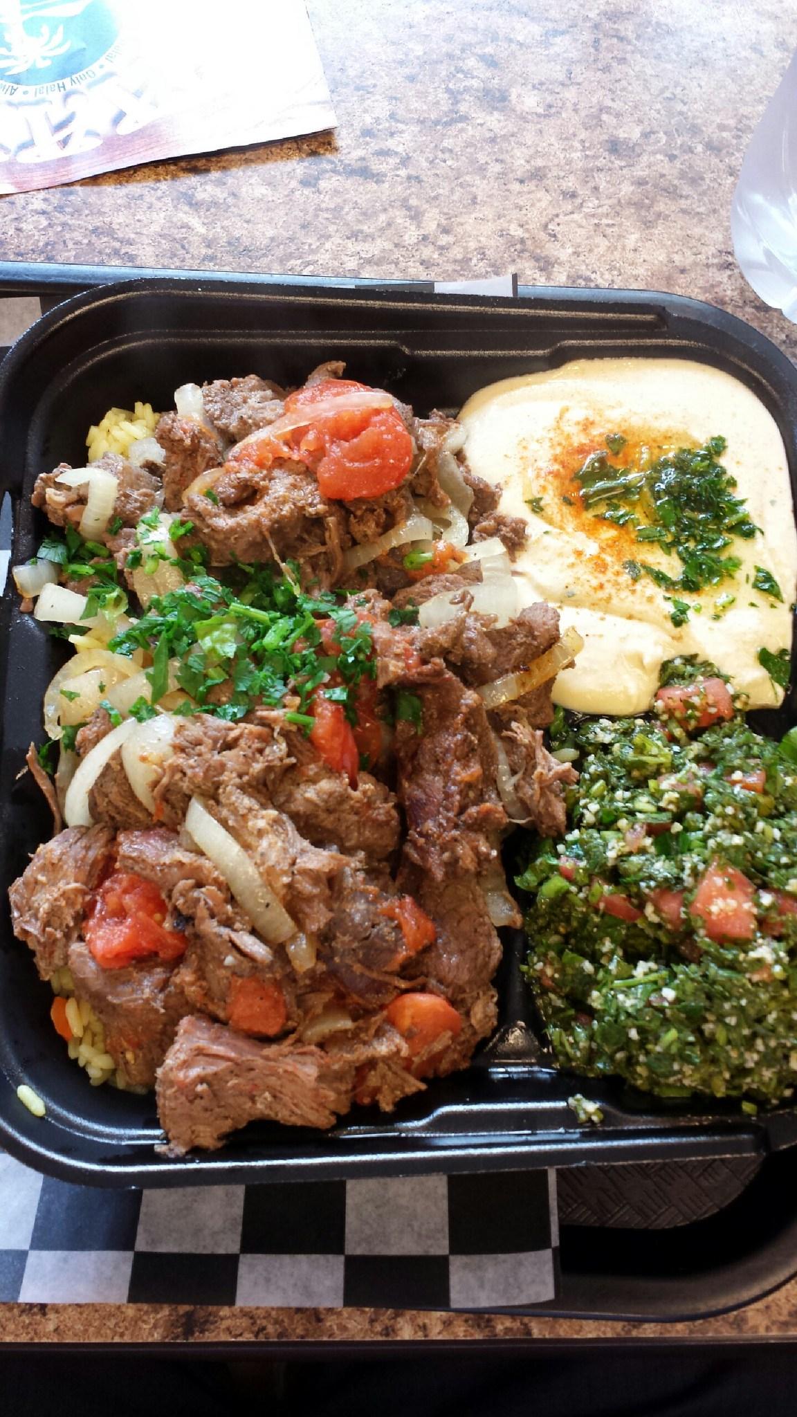 Saad's Shawarma and Fish Platters - 7 Oct 2013