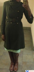 madewell_silk_shirt_button_down_jcrew_tweed_skirt_bcbg_coat_military_style
